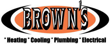 Browns Heating, Cooling, Plumbing & Electrical LLC